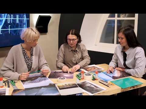 Мастер-класс Анны Колейчук по созданию самоколлажа