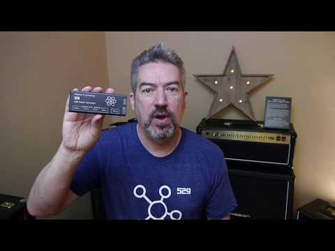 USB effects pedal power supply - Intro