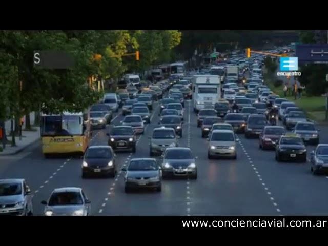 Ser Vial (Programa 4): Conductores profesionales
