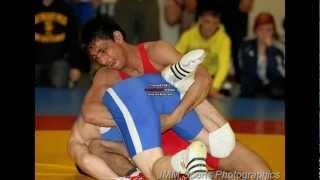 parvesh sahay wrestler