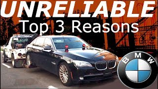 Why BMW Is Unreliable