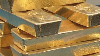 국제금값, 닷새연속