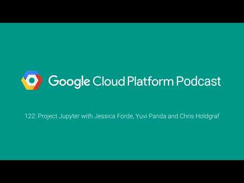 Image from Project Jupyter with Jessica Forde, Yuvi Panda and Chris Holdgraf: GCPPodcast 122