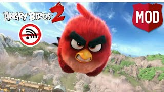 Angry Birds 2 MOD APK+DATA download link in description by technical joy