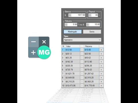 Calculadora de opciones binarias martingala