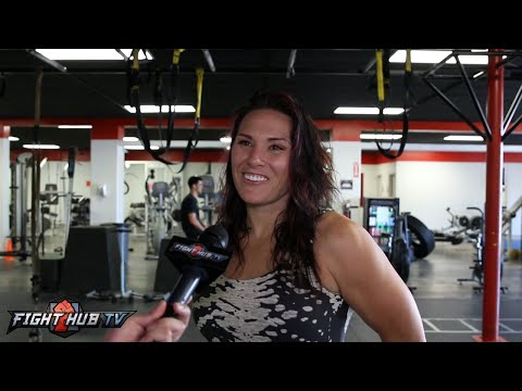 "Cat Zingano ""Rousey loss was slap in face that humbled me."" Welcomes catchweight bout w/Cyborg"