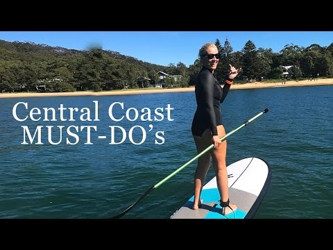 Cool Things To Do On The Central Coast (#IloveNSW)