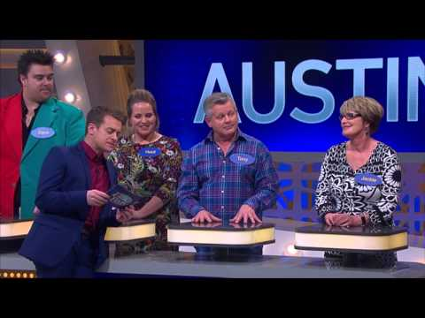Family Feud Ep 33: Austin vs Abrahams