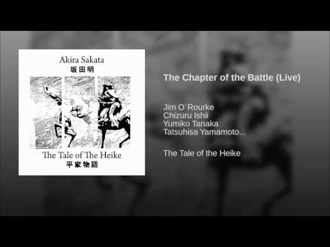 The Chapter of the Battle (Live)