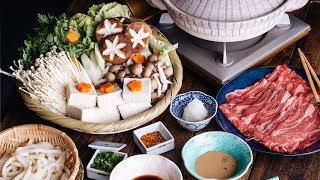 How to Make Shabu Shabu しゃぶしゃぶの作り方 (レシピ)