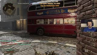 Call of Duty: WW II TDM gameplay March 12, 2018 pt12