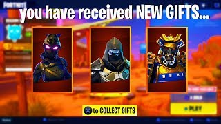 FORTNITE est GIFTING 'NEW' SKINS GRATUIT... (Fortnite Battle Royale - 'NEW' GIFTING FEATURE!)