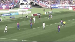 大迫勇也の半端ないJリーグ初ゴール vs FC東京 thumbnail
