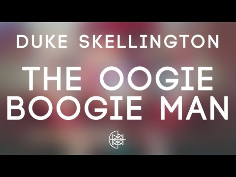 Duke Skellington - The Oogie Boogie (Man)