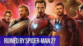 Was Infinity War Experience Affected By Announced Future Movies? - TJCS Companion Video