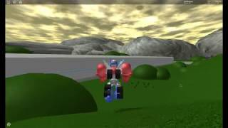 Roblox:Transformers The Last Blox Trailer: