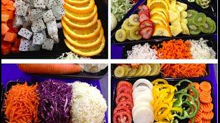 เครื่องหั่นผักผลไม้ (Vegetable Cutter)