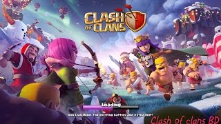 Clash Of Clans  Snow Effect Updated On December 2015