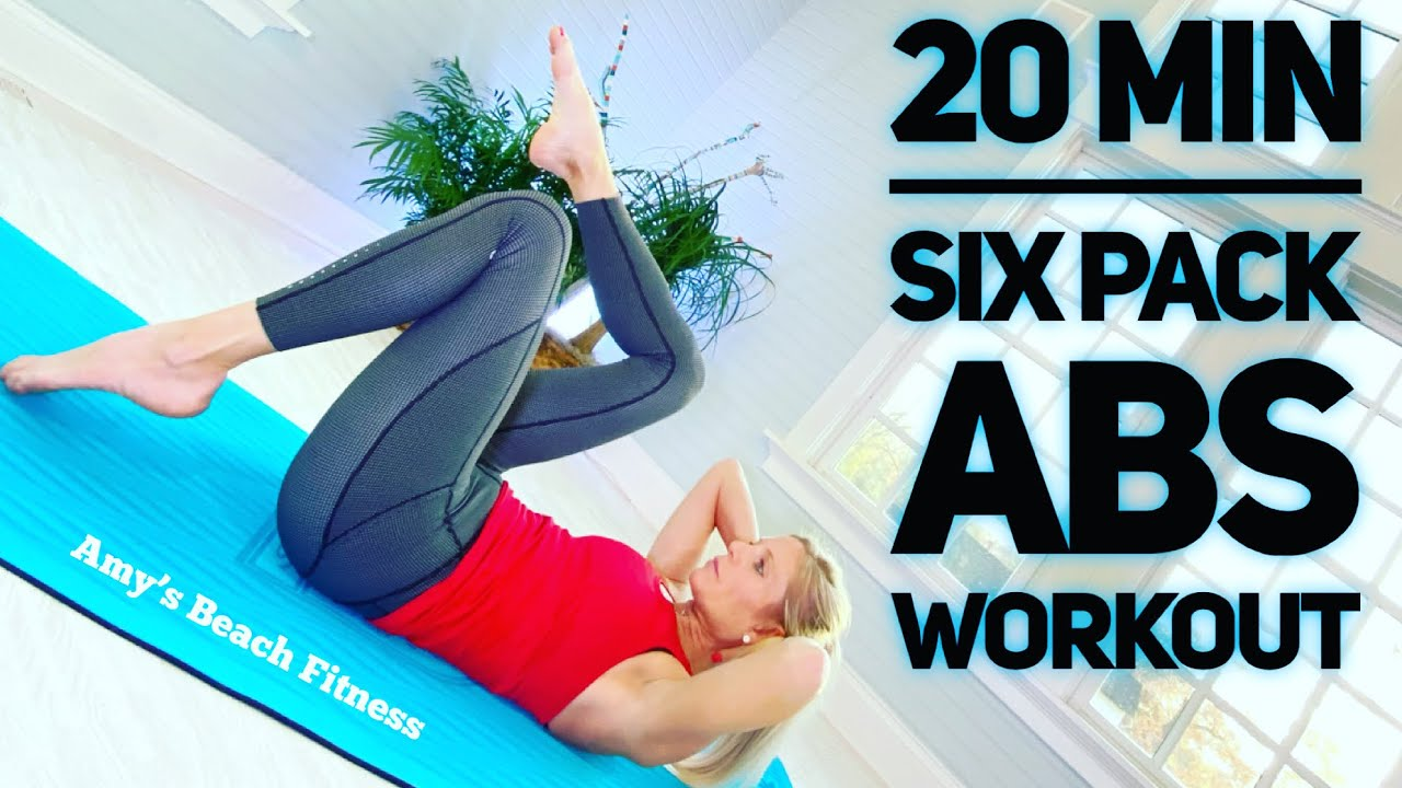 20 MIN Six Pack ABS Workout