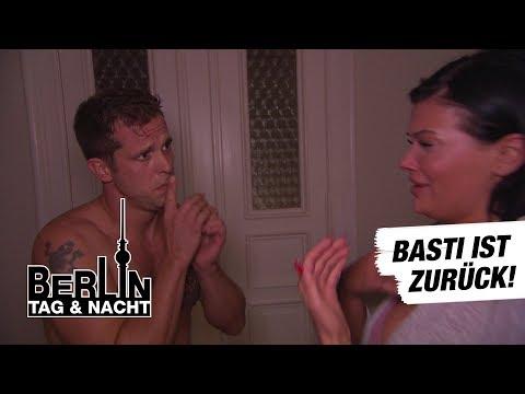 Berlin - Tag & Nacht - Basti ist zurück! #1538 - RTL II