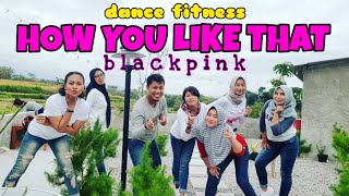 Download lagu BlackPink How You Like That | Dance Fitness | iDanceFit TV