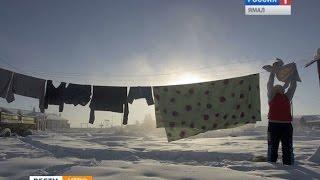 видео Где сушить белье: в квартире без балкона зимой