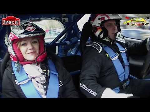 Champion's Day 2019 - François Duval - Toyota Yaris