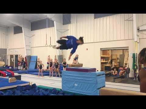 Gym America Crash Video 2017 YT Version