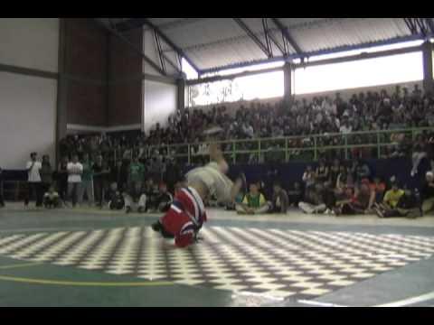 SOUL- B-BOYS La Estrella 2012