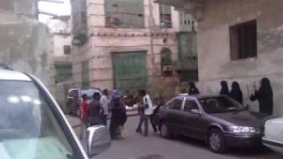 Somali fighting in Jeddah مضاربة صومال في جدة