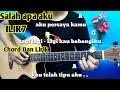 Chord Gitar Ilir7 Salah Apa Aku | Tutorial Gitar By Darmawan Gitar
