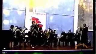 Лидия Кутас.  Осенние листья.  Духовой оркестр.
