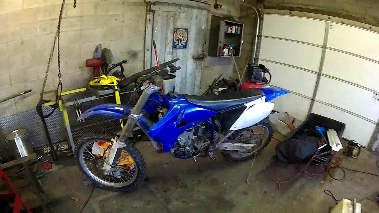 YZ450f No spark fix!