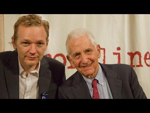 Daniel Ellsberg On Assange Arrest: The Beginning of the End For Press Freedom