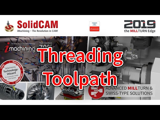 Threading Toolpath