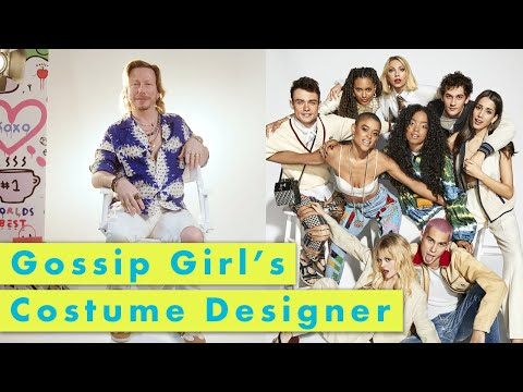 What It's REALLY Like To Be The 'Gossip Girl' Costume Designer with Eric Daman | Cosmo