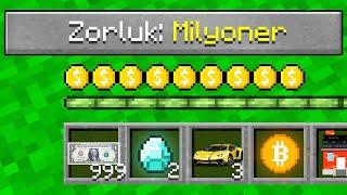 MİLYONER ZORLUK SEVİYESİ - Minecraft