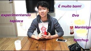 Baixar Coreano experimentando tapioca (Por/Eng Sub)_Kor Speaking