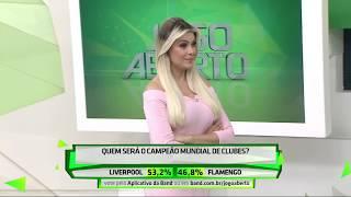 Comentaristas palpitam final entre Flamengo e Liverpool