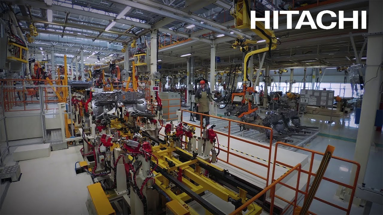 Upgrading Vietnam's manufacturing sector - Hitachi - YouTube