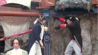 Pirates Of Mutiny Bay: The Kidnap Of Lady Victoria Sponge - Alton Towers