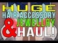 Natural Hair & Accessories: Headbands, Bows, Earrings!