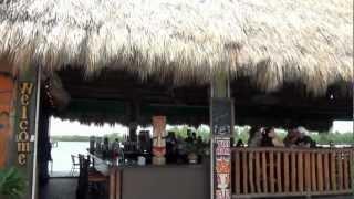 № 2473 США Майами Экзотический Ресторан на Воде