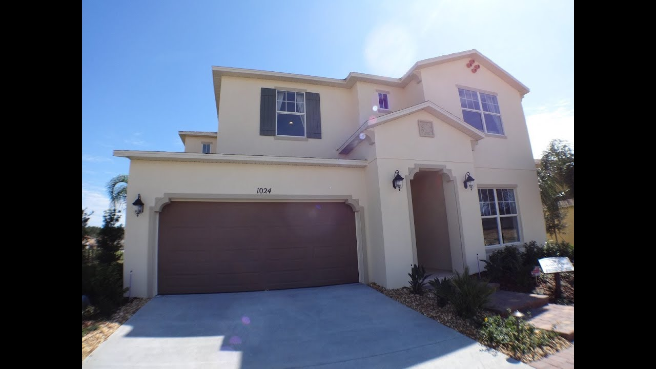 Reserve at Minneola by Standard Pacific Homes The Andover Model – Pacific Homes Floor Plans