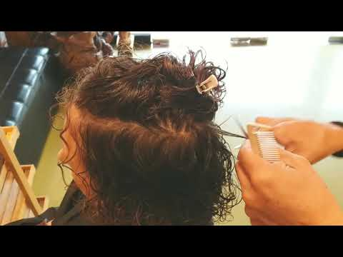 Johnny Lim&39;s creative cut 4 curly pixie sexy cut