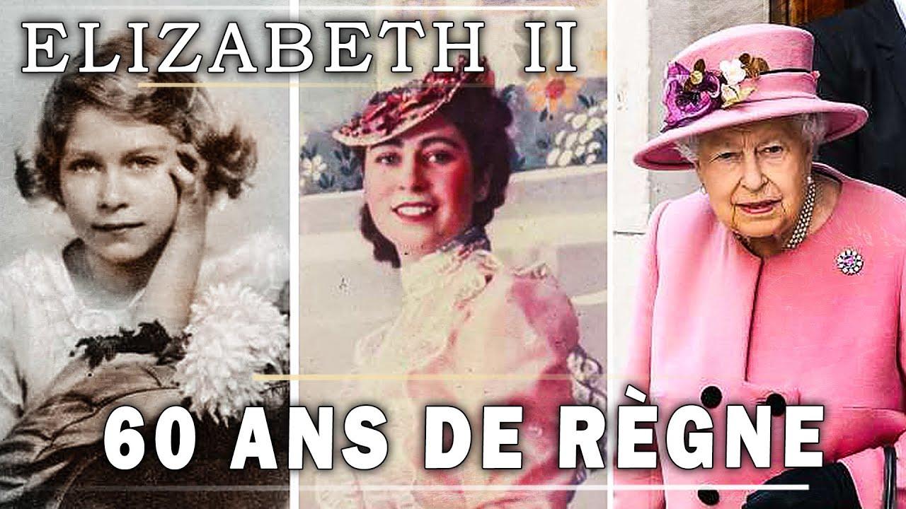 Elizabeth II : Une Jeune Princesse devenue Reine - DOCUMENTAIRE Complet (DVD)