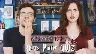 Mösyö Taha ile Harry Potter Quiz