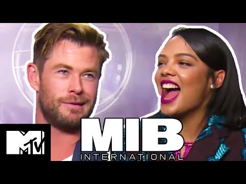 How Well Do The Men In Black: International Cast Know Each Other?