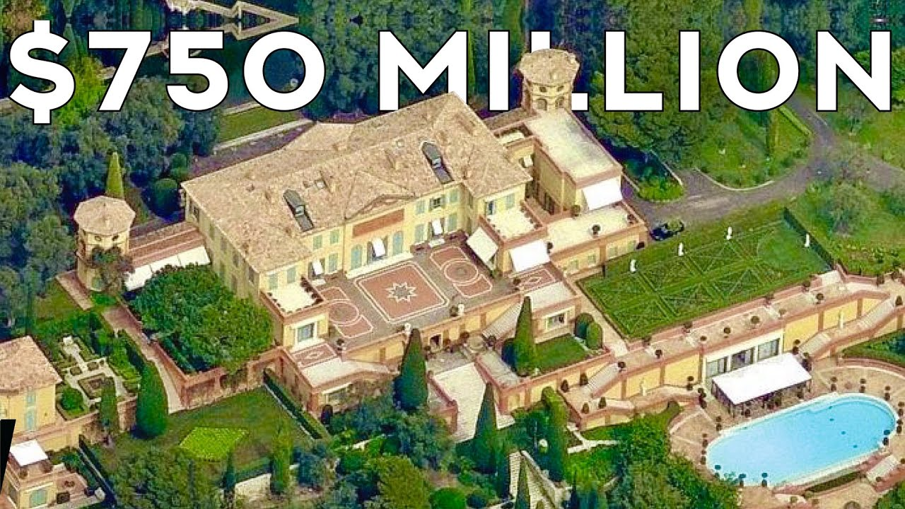A Look At The Most Expensive Home In Europe