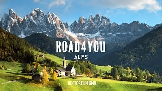 Europe (Alps) - Road4You